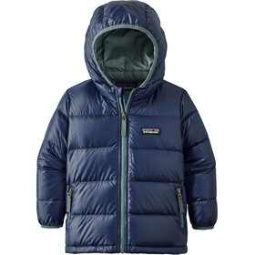 Patagonia Hi-Loft Down Midlayer Children blue